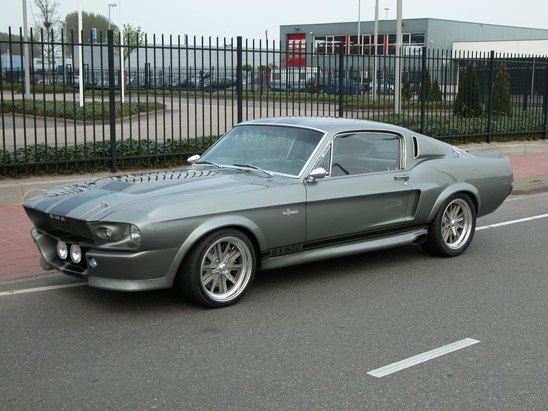 Eleonor 1967 Ford Mustang Gt500 on 2000 mercury cougar v8